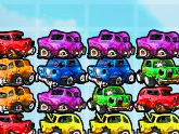 Auto's stapelen