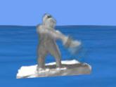 Speel Pinguin botsen